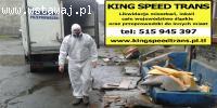 SPRZĄTANIE Wywóz LIKWIDACJA mieszkań całe śląskie