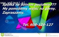 Kupimy spółki z długami. Tel. 608-124-127