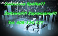 Skup spółek z zobowiązaniami. Tel. 608-124-127