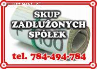 Skup Spółek oraz JDG z Długami - pomoc 299/586 KSH