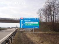 Teren komercyjny przy autostradzie A4, doskonała lokalizacja