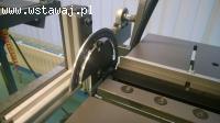 Giętarka autom. AFF135D do gięcia tworzyw sztucznych, PET, P