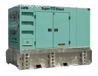 Agregat prądotwórczy IVECO 104kW GAPPA