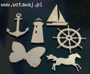 dekoracje ze sklejki
