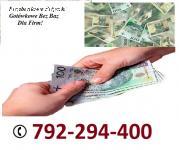 Pozabankowe Pożyczki Gotówkowe Bez Zabezpieczenia Dla Firm!