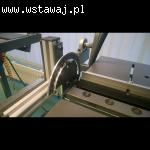 Gietarka do pleksi, plexi automatyczna zaginarka AFF135 twor