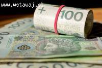 Finansowa pomoc osobom potrzebującym