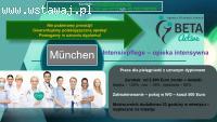 Pielęgniarka – intensywna opieka , Monachium, Niemcy