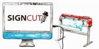SignCut Pro1 Oprogramowanie do ploterów tnących LICENCJA na