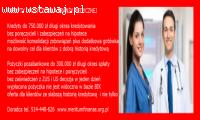 Kredyty i pożyczki dla branży medycznej