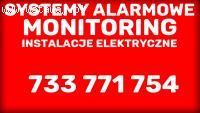 Systemy alarmowe, montaż serwis alarmu Stargard