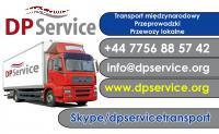 D.P. Service - Przeprowadzki i Transport Towarowy