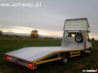 AUTOLAWETA-najazd laweta pomoc drogowa