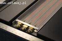 Giętarka HRT 65 odkształcanie plastiku pleksi pvc petg