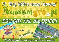 SUPER GRY XXL dla DZIECI