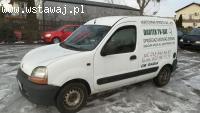 Sprzedam Renault Kangoo 1,9 dti 2002 dostawczy