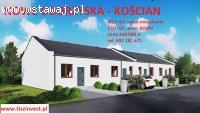 Nowe Oborzyska mieszkanie 44,7m2 na sprzedaż,Tisz Invest