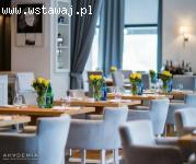 Elegancka restauracja w Warszawie – Akademia