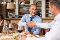 Spotkanie biznesowe w Warszawie - Restauracja Akademia