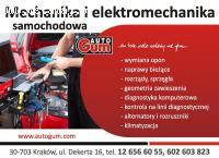 Opony, felgi, akumulatory - Serwis i Sprzedaż - Kraków