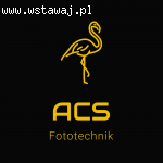 CYFROWE APARATY FOTOGRAFICZNE SERWIS WROCŁAW ACS Fototechnik