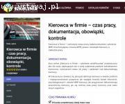 """""""Kierowca w firmie"""" - SPD SZKOLENIA - kurs online"""
