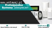 Serwis i montaż systemów alarmowych i kamer Białogard