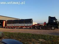 Transport niskopodwoziowy HDS Jupiter Transport Kielce