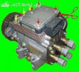 naprawa sterowników psg5 pomp wtryskowych bosch vp44 vp30