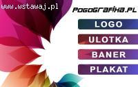 Projekt logo/wizytówki/ulotki/baneru/plakatu/strona internetowa/