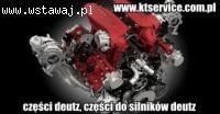hurtownia części deutz, silniki, magazyn części deutz