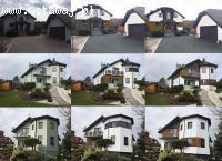 Projekt elewacji / wizualizacja domu / remont / malowanie