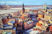 Wycieczka nadbałtyckie stolice