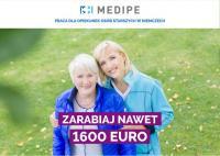 Niemcy, zlecenie dla Opiekunki z prawem jazdy za 1450 EURO,Dieph