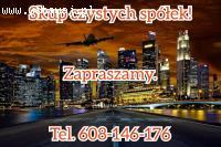 Skup i sprzedaż spółek. Tel. 608-146-176