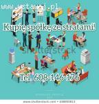 Skup spółek czystych. Tel. 608-146-176