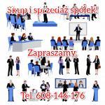 Kupno spółek z o. o. Tel. 608-146-176