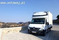 Przeprowadzki Grecja Polska Europa Jupiter Transport