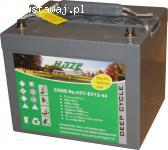 Oficjalny dystrybutor akumulatorów żelowych HAZE B