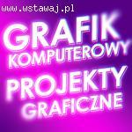 Grafik komputerowy / Projekty graficzne / Ulotki, Plakaty