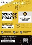 Magazynier/ka – Nowa stawka od 1 lipca 20 zł/h +pr