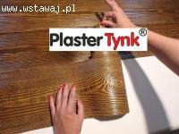 PlasterTynk  - Wysoko elastyczna, ultralekka