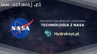 HYDROKSYL TECHNOLOGIA NASA ODKAŻANIE DEZYNFEKCJA