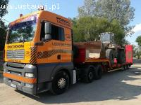Pomoc drogowa poznań  FAST-TRANS Tel 600-960-987 POZNAŃ