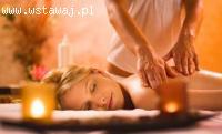 Masaż Relaksujący Gorącą Świecą 99,99