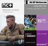NC+ telewizja na kartę z pakietem Start, ITI-2850ST Warszawa