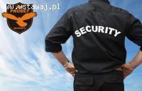 Pracownik ochrony, Branice