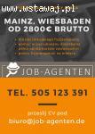 Fizjoterapeuta oferta pracy w Mainz, Wiesbaden