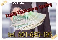 Skup Zadłużonych Spółek/Nieruchomości/Ochrona Zarządu z 299/586