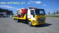 Transport maszyn budowlanych i rolniczych - Fast-Trans